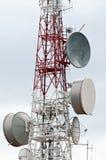 Антенна радиосвязей Стоковая Фотография RF