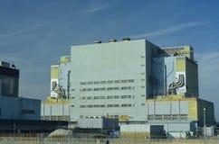 Деталь атомной электростанции Стоковые Фотографии RF