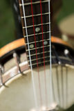 Деталь банджо Стоковое фото RF