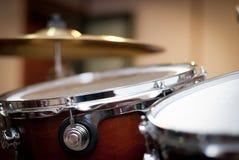 Деталь барабанчика Стоковое Изображение RF