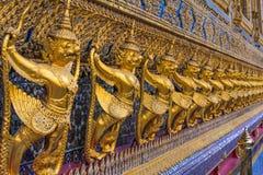 Деталь буддийского виска Стоковые Изображения RF