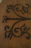 Деталь двери Стоковое фото RF