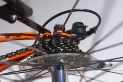 Деталь велосипеда. Стоковые Изображения