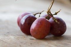 Деталь виноградин Стоковая Фотография