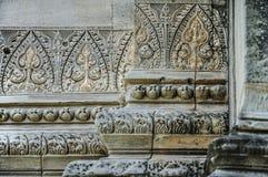 Деталь виска, парк ранга Phanom исторический стоковая фотография