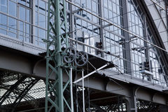 Деталь вокзалов Стоковые Изображения
