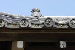 Деталь в святыне Киото Стоковое Изображение RF