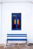 Деталь в Mykonos, Греции Стоковые Фото