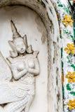 Деталь в Wat Arun стоковое изображение rf