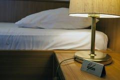 Деталь гостиничного номера стоковое фото