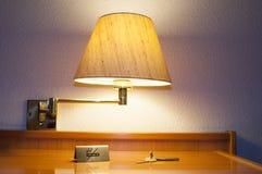 Деталь гостиничного номера стоковое фото rf