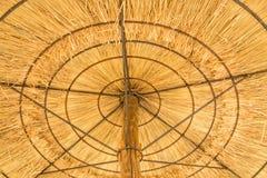 Деталь зонтика Стоковое Изображение