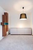 Деталь интерьера жить-комнаты Стоковые Изображения RF