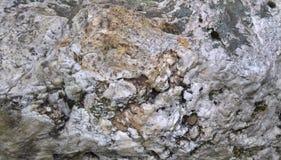 Деталь каменной текстуры Стоковое фото RF