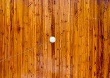 Деталь картины золота teak Стоковое фото RF