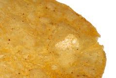 Деталь картофельной стружки Стоковая Фотография