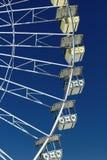 Деталь колеса Ferris Стоковые Изображения