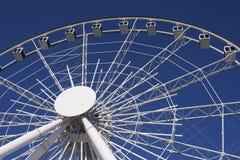 Деталь колеса Ferris Стоковое фото RF