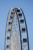 Деталь колеса Ferris Стоковое Фото