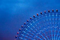 Деталь колеса Ferris стоковая фотография rf