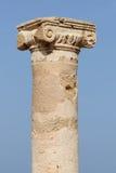 Колонка в Paphos Стоковые Изображения