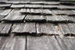 Деталь крыши Стоковое фото RF