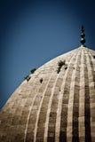 Деталь купола мечети Ulu, Mardin-Турции Стоковая Фотография