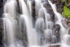 Деталь малого водопада Стоковые Изображения