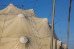 Деталь музея высвобождения Groesbeek в Гелдерланде Стоковое Фото