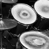 Деталь набора барабанчика Стоковое Фото