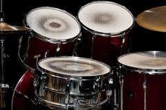 Деталь набора барабанчика Стоковые Фото