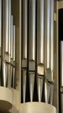 Деталь органа церков Стоковые Изображения RF