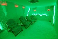 Деталь от красивой комнаты соли Стоковые Изображения