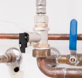 Деталь предохранительного клапана Стоковое Изображение RF
