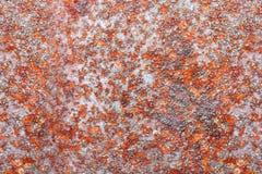 Деталь ржавчины Стоковое Изображение