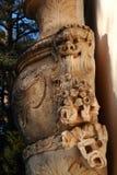 Деталь скульптуры Faun Стоковые Фото