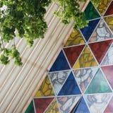 Деталь собора Крайстчёрча нового Стоковое Изображение RF