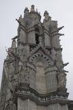 Деталь собора Сиены Стоковое Изображение