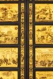 Деталь собора Флоренса, Флоренс, Италия Стоковое фото RF