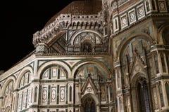 Деталь собора Флоренса Стоковая Фотография
