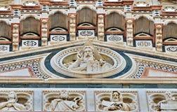 Деталь собора Флоренса Стоковые Изображения RF