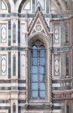 Деталь собора Флоренс Стоковые Фотографии RF