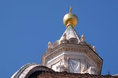 Деталь собора Флоренс Стоковое Фото