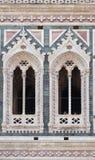 Деталь собора Флоренс Стоковое фото RF