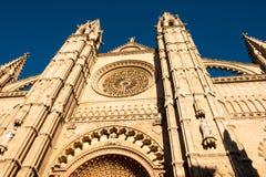 Деталь собора Стоковые Изображения RF