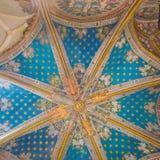 Деталь собора Toledo стоковое фото rf