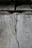 Деталь старого могильного камня Стоковые Изображения