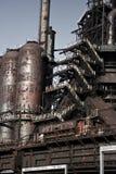 Деталь сталелитейного завода Стоковое Изображение