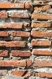 Деталь стены кирпичей стоковые фотографии rf