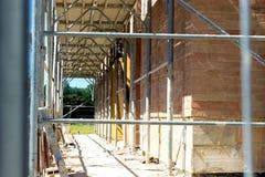 Деталь строительной площадки стоковые фотографии rf